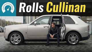 Rolls-Royce Cullinan 2019 в Украине