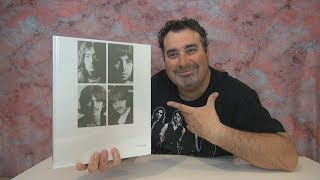 Gambar cover The Beatles WHITE ALBUM Super Deluxe 50th Anniversary Edition Unboxing !!!