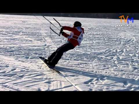 Парус,ветер и сноуборд