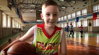 Спортсмен Клуба Руди Баскет - Ян Колупаев (2012 г.р.) | Спорт | Баскетбол