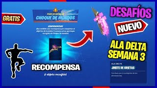 *NEW ALA DELTA FREE!! HOW TO COMPLETE FORTNITE WORLD SHOCK CHALLENGES