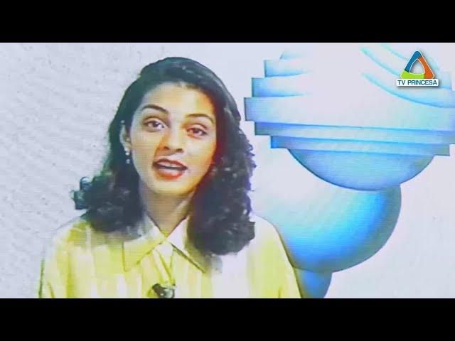 Digitalização do acervo da TV Princesa