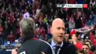 أهداف بايرن ميونخ 2-0 آينتراخت
