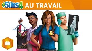 Les Sims 4: Au Travail (Extension de Jeu)
