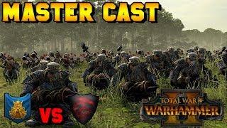 Master Cast: Aerocrastic (Vampire Counts) vs. Dwarfs | Total War: Warhammer 2