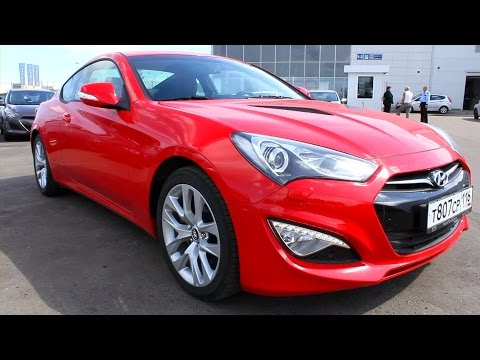 2013 Hyundai Genesis Coupe. Start Up, Engine, and In Depth Tour.
