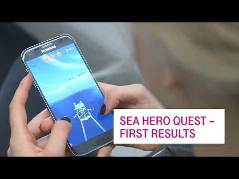 Social Media Post: Sea Hero Quest - Opportunites for Dementia Research- Netzgeschichten