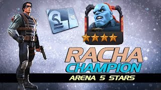 THE CHAMPION 5 stars 2nd Part  ARENA | Marvel Contest of Champions