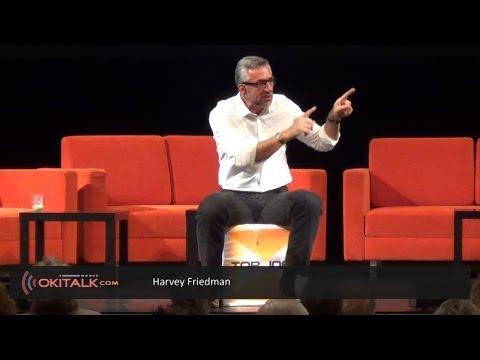 Unser Finanzsystem ist ein Betrug - Harvey Friedman, Top Info Forum 21.06.2014