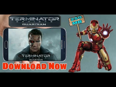 [250MB]Download Terminator Genisys Guardian Game In Android | By Technical Playing |