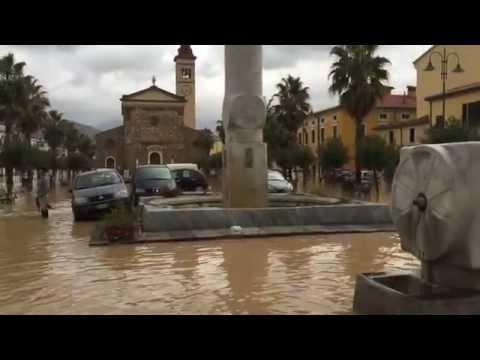 Alluvione Marina di Carrara 2014