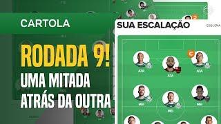 """CARTOLA FC: DICAS PARA """"MITAR"""" NA RODADA 9 DO CAMPEONATO BRASILEIRO"""