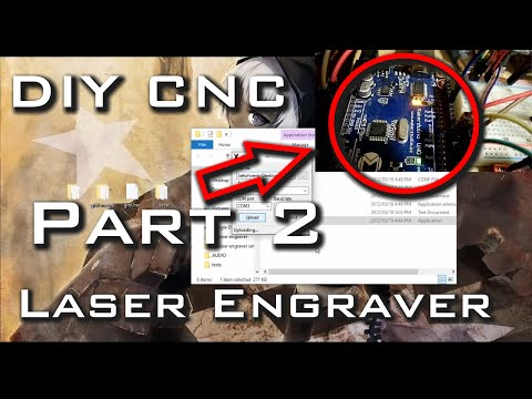 CNC Laser Engraver With GRBL and Arduino: 3 Steps