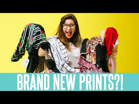 LuLaRoe Unboxing! BRAND NEW PRINTS!