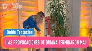 Doble Tentación - ¡Las provocaciones de Oriana terminaron mal! / Capitulo 74