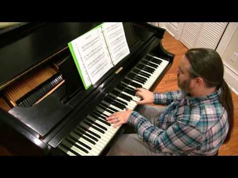 BACK TO LIFE by Giovanni Allevi | Cory Hall, piano