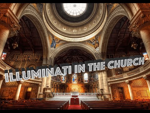 Illuminati Sponsored Churches Exposed - BEWARE!