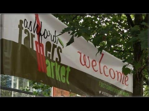 Ashford (Kent) Farmers' Market  -  6th July 2014