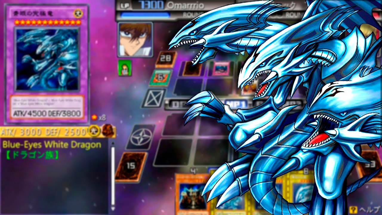 yu gi oh 5d u0027s tag force 6 blue eyes ultimate dragon seto vs