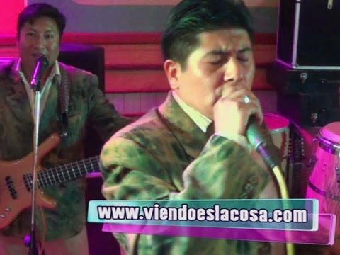 VIDEO: TROPICANA CALIENTE - Bailando (New Edition) - En Vivo - WWW.VIENDOESLACOSA.COM - Cumbia 2014