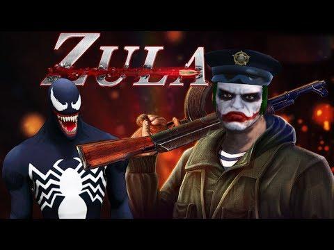 Venom Zula Oynuyor Kuzen Joker Venom'a Zula Taktikleri Verdi