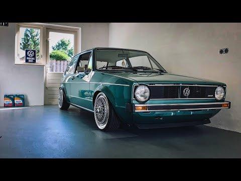 VW GOLF MK1 | Joffrey Oude Nijhuis | VWHome