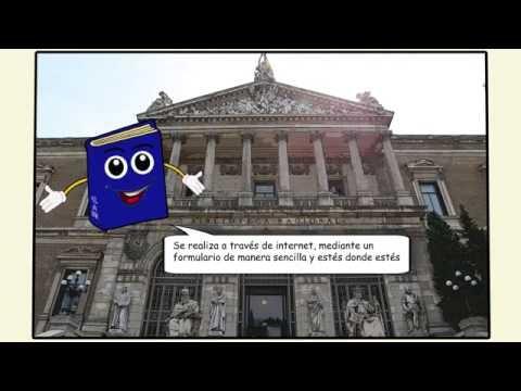 Reproducción de documentos en la BNE