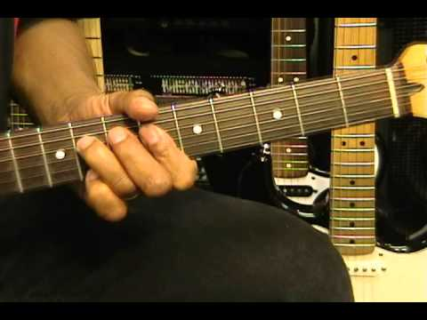 Let's Stay Together Guitar Chord Shapes Tutorial #164 AL GREEN R&B Soul Chords Lesson