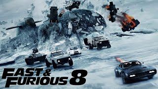 Fast And Furious 8 (2017) All Best Scenes