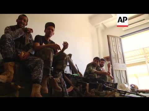 Heavy fighting in Libyan city of Benghazi