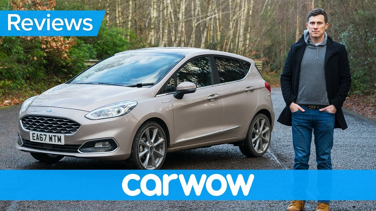 ford fiesta 2019 detailed in depth review carwow reviews youtube. Black Bedroom Furniture Sets. Home Design Ideas