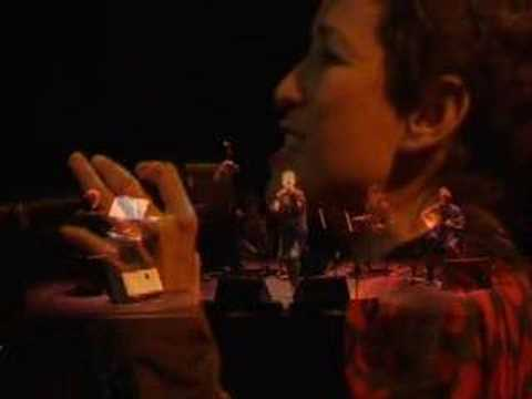 Sandra Rehder a l'Auditori - 02 El Corazón al Sur