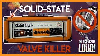 Valves are DEAD 💀 Long Live Super Crush! | Orange Super Crush 100