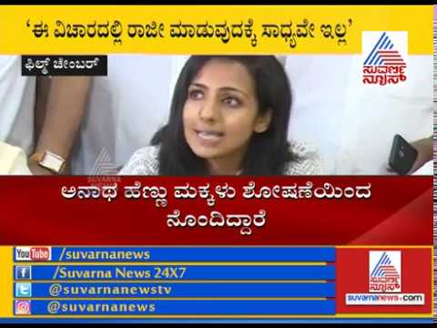 #Metoo Allegation; Why Should I Apologise When Not Committed Mistake - Sruthi Hariharan