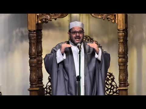الشيخ رضا شطى كيف تنال شفاعة النبي