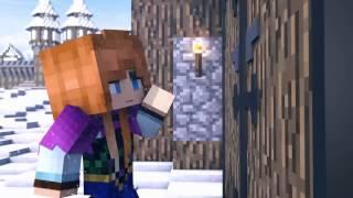 Холодное Сердце    Minecraft Прикол