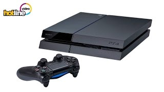 Обзор игровой консоли Sony PlayStation 4(Цена и характеристики Sony PlayStation 4: http://hotline.ua/computer-igrovye-pristavki/sony-playstation-4-ps4/ Задать вопрос о Sony PlayStation 4: ..., 2015-02-03T12:44:31.000Z)