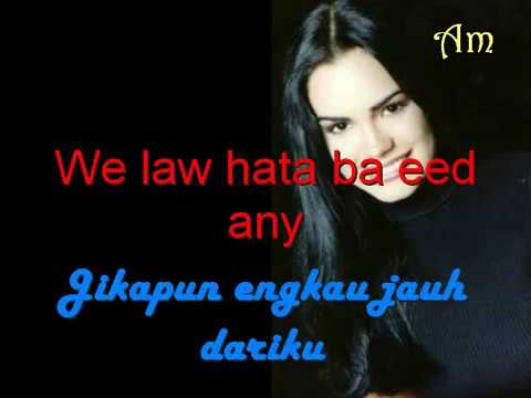 Guitar Chord,Song and lyric translation from Egypt language to MalayTamally Maak{Amr Diab}