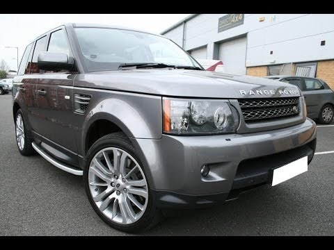 Range Rover Sport 2005-2013 OE Style Side Steps Fitting Video