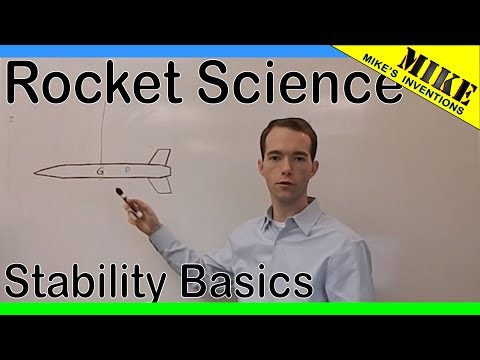 Model Rocket Design: Stability Basics              Mikes Inventions