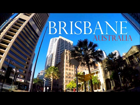 TRAVEL BRISBANE AUSTRALIA✔Backpacking Adventure - Travelling the Coast - Worldtravel Vlog#36