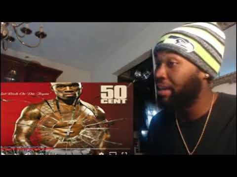 50 Cent feat Eminem & Lloyd Banks  Dont Push Me  REACTION