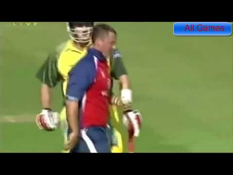 Top 10 Funniest Moments in Cricket History - HD (UPDATED 2016) | Funniest Moments in Cricket History
