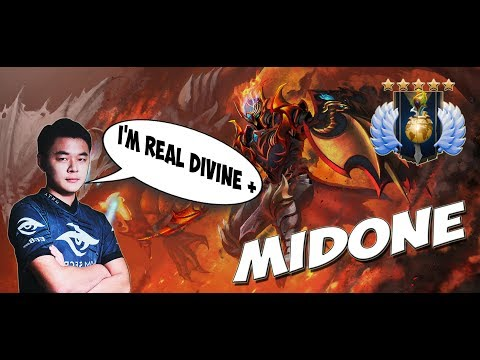 Midone Dragon Knights ranked gameplay real Divine 5+ ft.VP.Ramzes666 /RodjER vs Liquid Mind_control