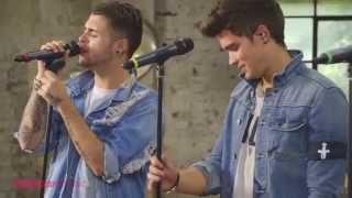 Union J - Carry You – EXCLUSIVE Live Performance