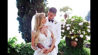 Chris Smalling & Sam Cooke Wedding Picture  [ Marriage  Photos ]!!!