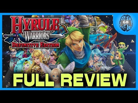 Hyrule Warriors: Definitive Edition - Full Review | GamesBrained
