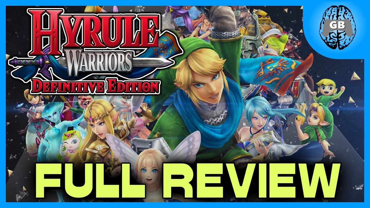 Hyrule Warriors Definitive Edition Full Review No Stone Left Unturned Switch Youtube