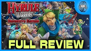 Hyrule Warriors: Definitive Edition - Full Review | No Stone Left Unturned (Switch)