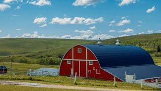Sothebys Ranch Video - Renata Reid - Bar-N Ghost Pine Ranch, Alberta